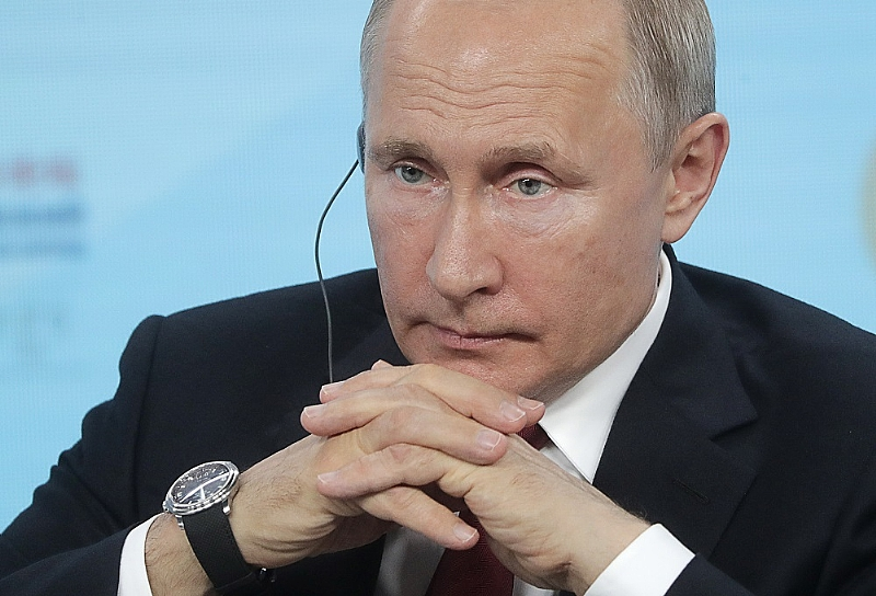 Russian President Sends Message to Participants in First Russia–Africa Economic Forum