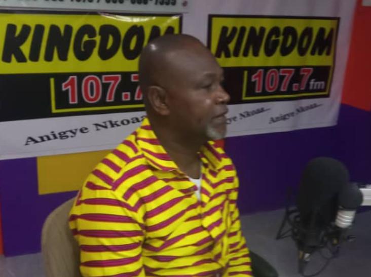 Martin Amidu Is A Watch 'Dog' Under Akufo-Addo – Nii Amasah Namoale