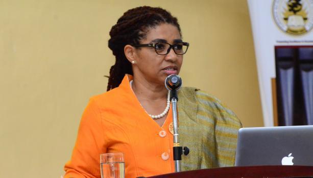 Sex For Grades: Ghanaians Behaving Like Ostriches – Prof. Akosua Adomako