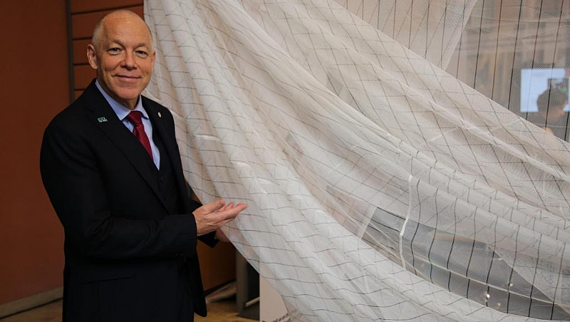 Tackling malaria through a two-barrel approach of mosquito nets