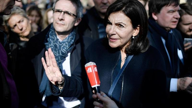 Eye on France: Paris free transport plan shot down