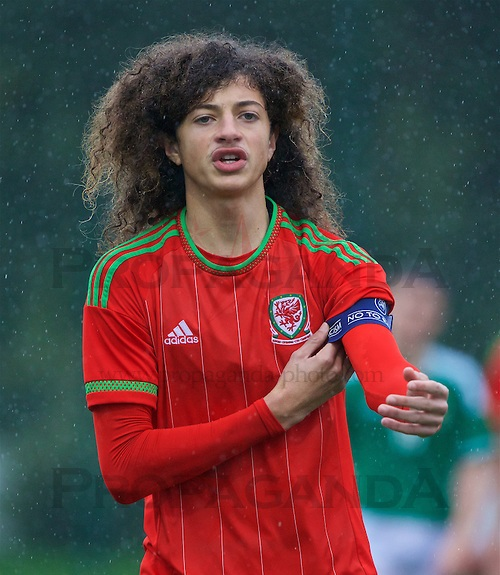 Talented Ghanaian Kid Ethan Ampadu Voted Wales Young