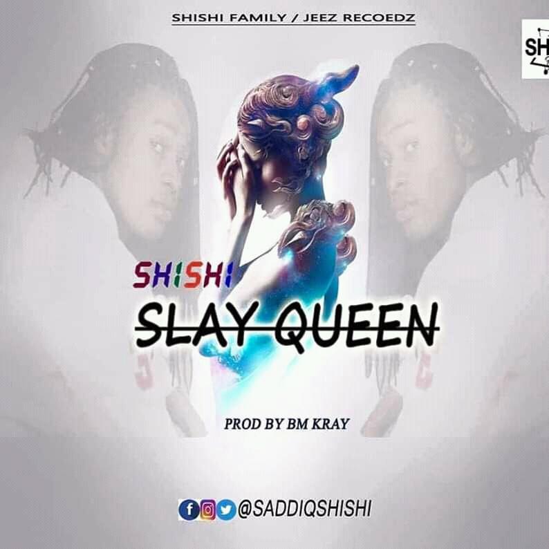 Prince of Ashaiman Saddiq Shishi goes hard on this one, stop the killing of 'Slay Queens'