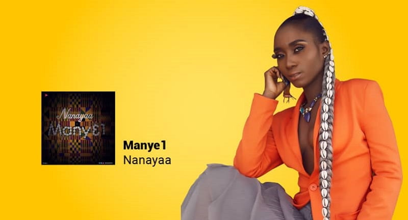 Songstress Nana Yaa Releases New Single
