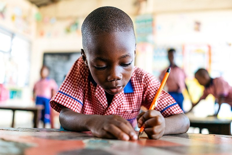 Once again, Ghanaian basic schools resume without textbooks