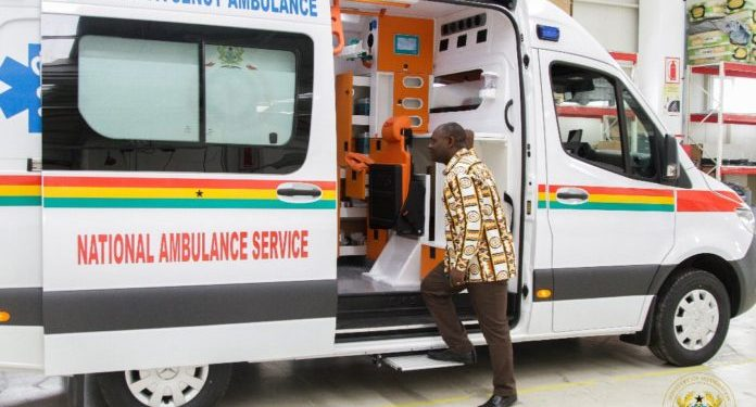 Special Development Ministry Jabs Minority Over Ambulance Ultimatum