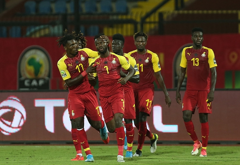 CAF U23 AFCON: Black Meteors Beat Mali To Increase Olympic Games Qualifications Chances [HIGHLIGHTS] - Modern Ghana