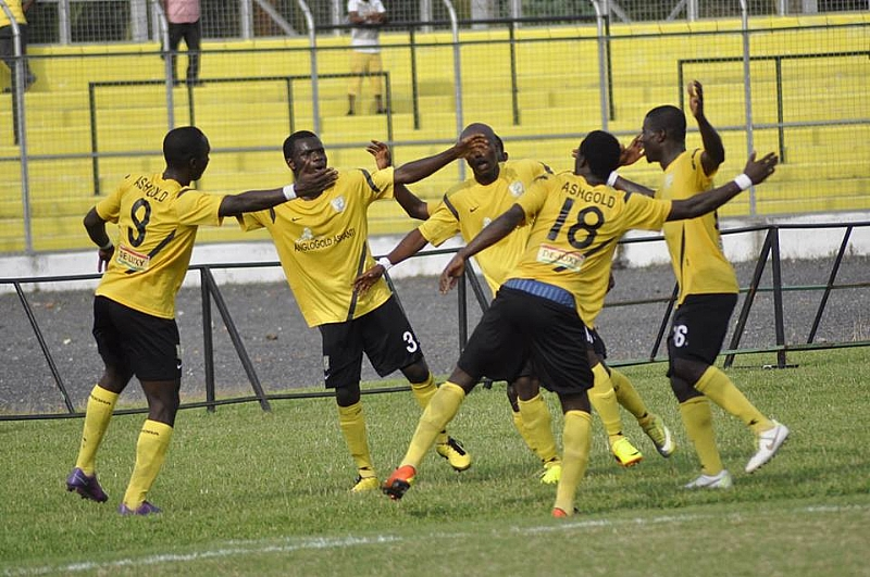 AshGold Named The Richest Club In Ghana