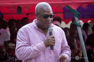 Cocoa Farmers Are Suffering Under NPP--Mahama