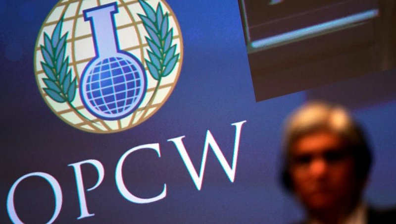 World powers trade accusations at tense chemical weapons summit