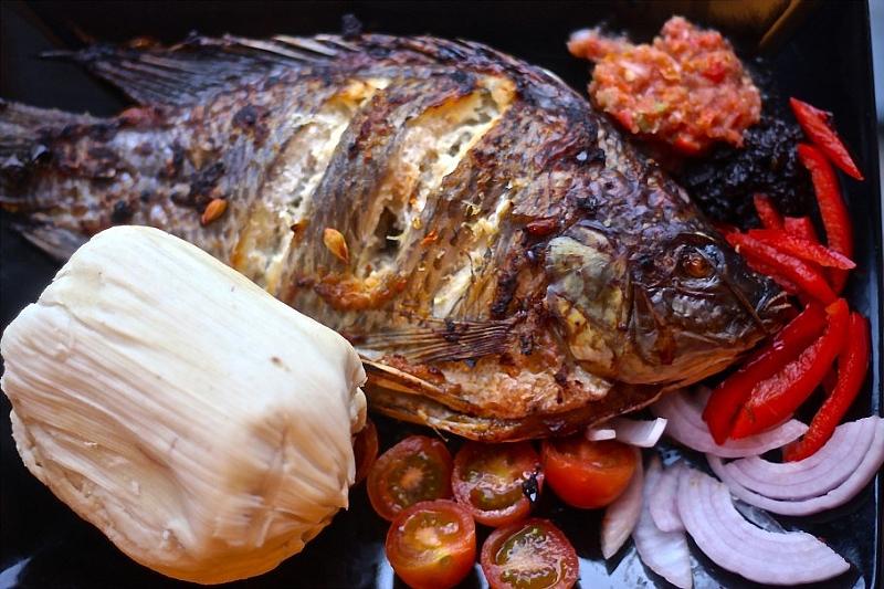 4 best foods to eat when in ghana