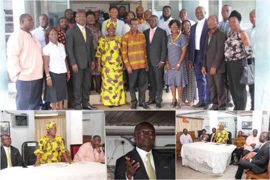 Ghana News Agency Gets New Boss