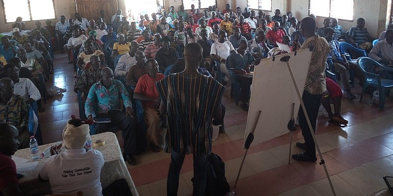 Nkoranza South To Go Paperless In Revenue Mobilisation