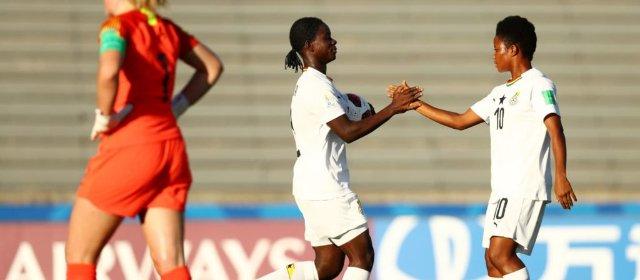 U-17 WWC: Ghana Top Group Thanks To Abdulai Brace