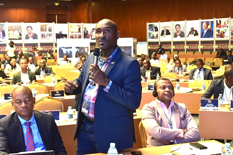 Build Relationship, Communicate With Taxpayers, CG Nah Tells African Tax Conference In Kampala