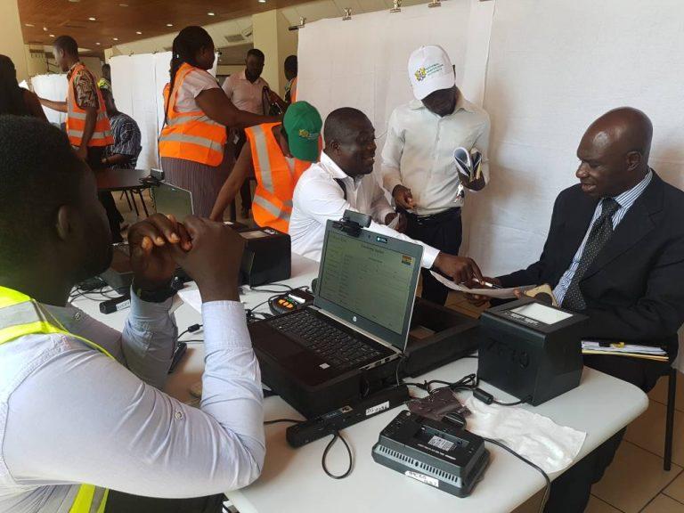 Ghana Card Train Moves To Five Regions Next Week