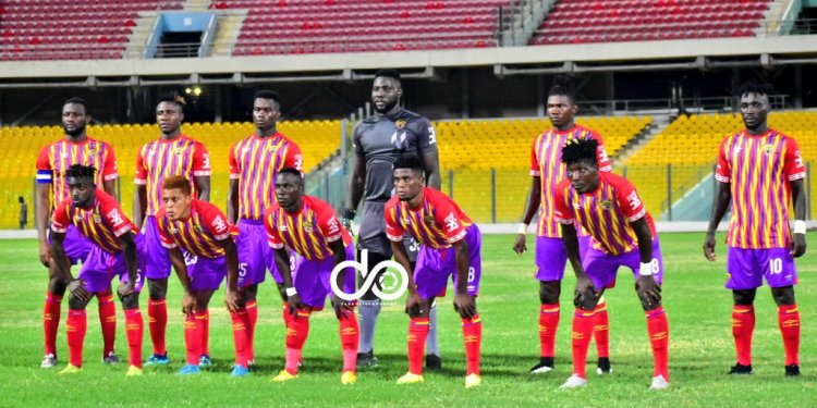 Hearts of Oak to show seven players the exit - Reports