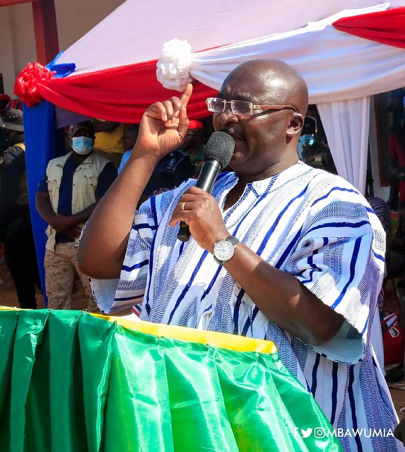 Akufo-Addo Will Always Beat Mahama In Any Contest – Bawumia