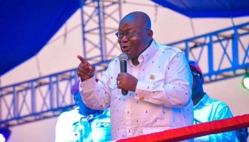 I'm Seeking Re-election Based On My Records –Akufo-Addo