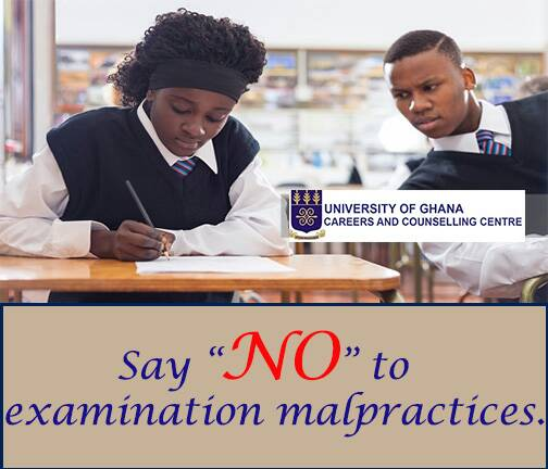 celebrating examination malpractice