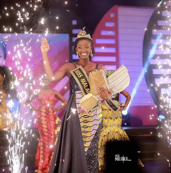 Phylis Vesta Boison Wins Miss Malaika 2019