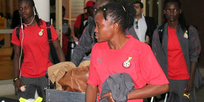 Black Queens Arrive In Nairobi For Pre-Tournament Friendly Against Kenya [VIDEO]