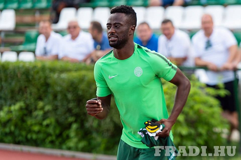 Abraham Frimpong Recovers From Four Months Injury Layoff
