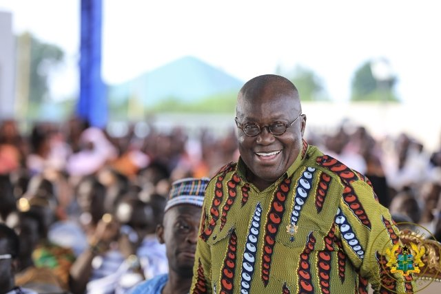 Akufo-Addo Says Ghanaians Will Retain NPP For More Good Policies