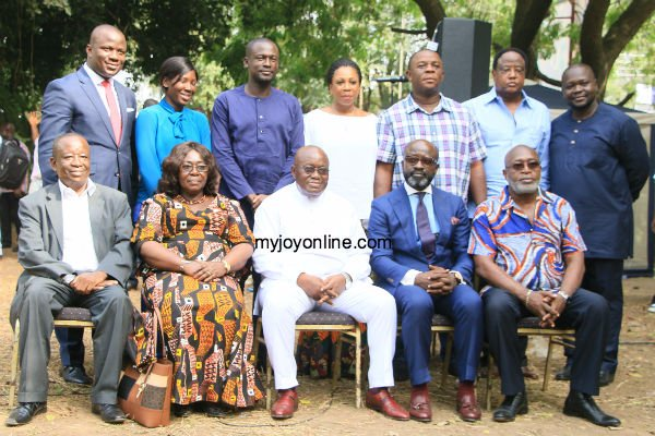 [Full Text] NDC List Over 50 Relatives Of Akufo-Addo's 'Nepotism' Gov't