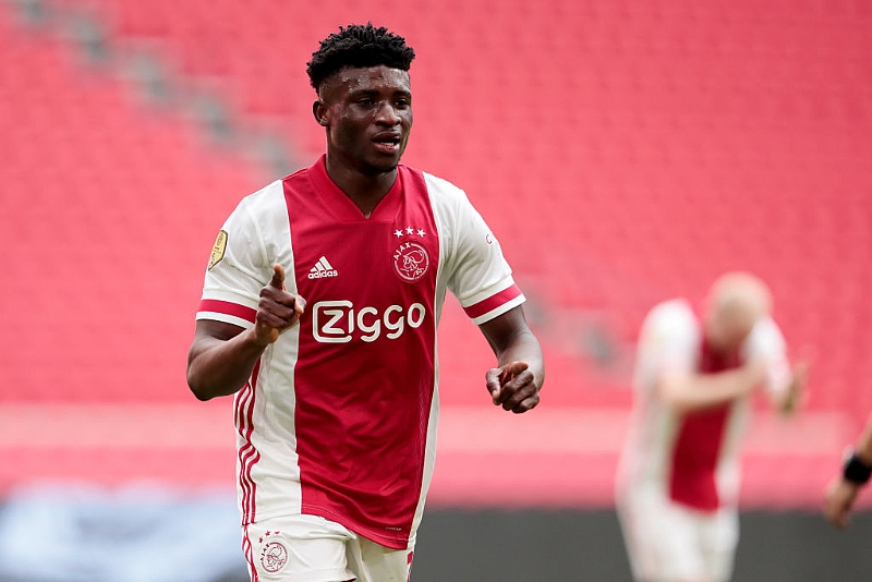 It was a precautionary meansure - Ajax boss speaks on why Kudus Mohammed was left out against FC Twente