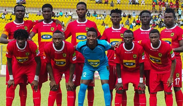 Asante Kotoko To Host Gomido FC On Nov 18