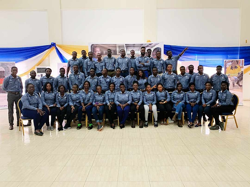 47 To Benefit From Gold Fields Graduate Trainee Programme