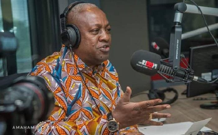Ex-President John Mahama On An Ego Trip