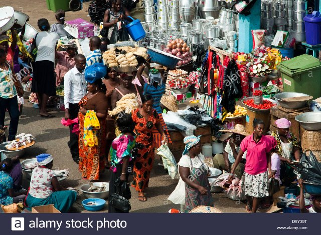 Gov't turns streets in Accra, Kumasi into Christmas trading centres