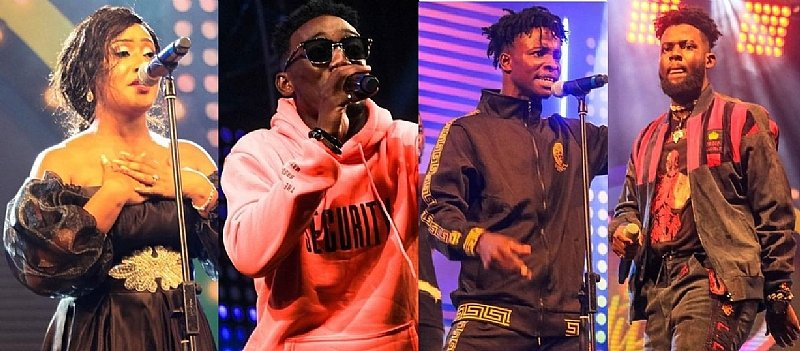 MTN Hitmaker Season 8 Final: Four Music Hopefuls Ready To Battle It Out For GHC120,000