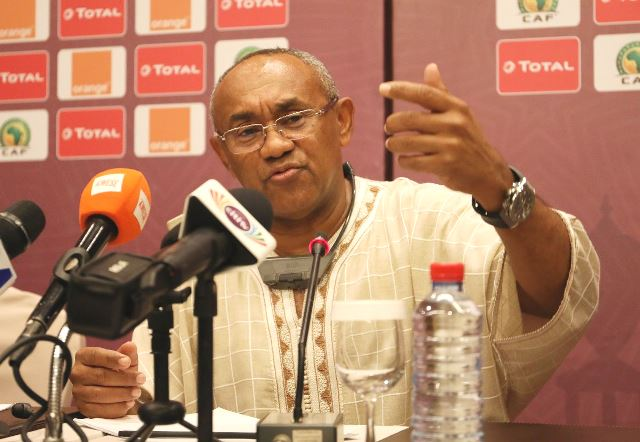 CAF: No Decision Yet On Host Of 2023 AFCON
