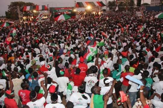 National Democratic Congress; A House Engulfed In Confusion And Chaos!