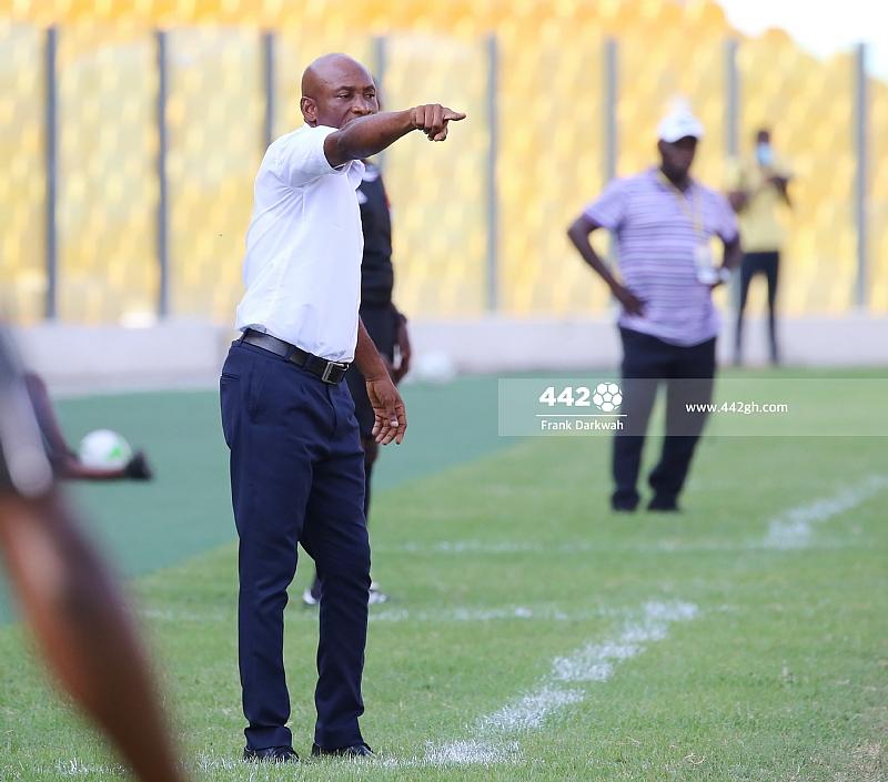 2020/21 Ghana Premier League: WAFA coach Prosper Narteh Ogum unhappy with  Great Olympics game plan