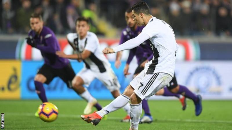 Ronaldo Scores As Juventus Go 11 Points Clear