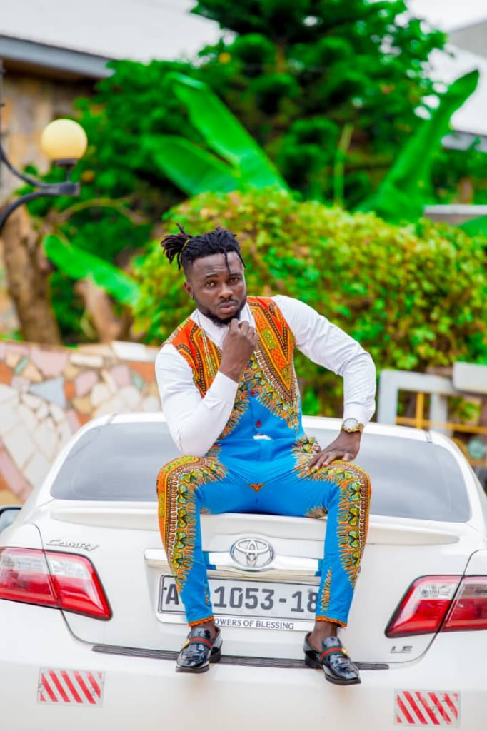 Obibini Takyi Jnr. Out With 'Aputoo' Featuring Fameye