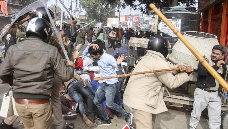 Indian state threatens to confiscate property of anti-citizenship law protesters