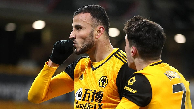 PL: Saiss earns Wolves draw against Spurs