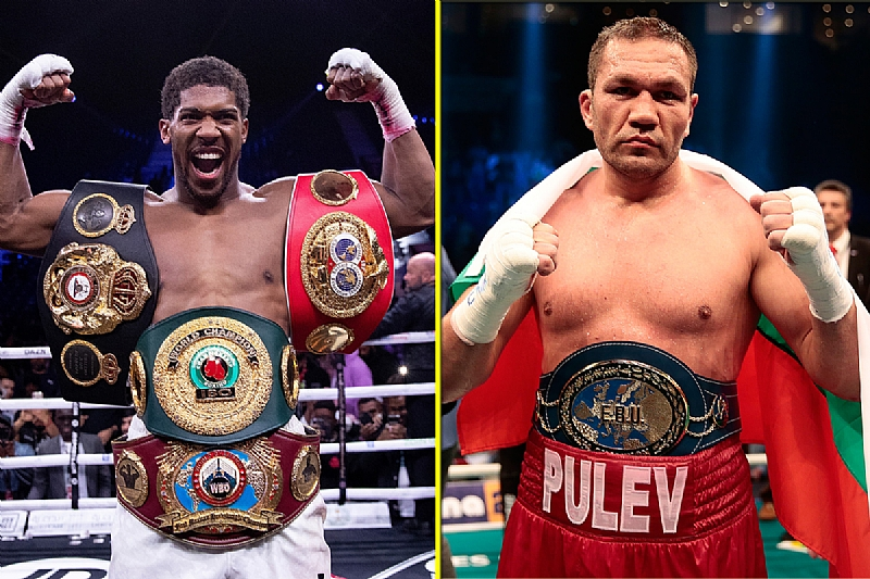 1,000 fans allowed to attend Joshua v Pulev fight in London