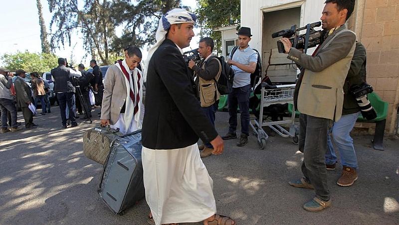 Yemen war rivals refuse to back down in UN peace talks