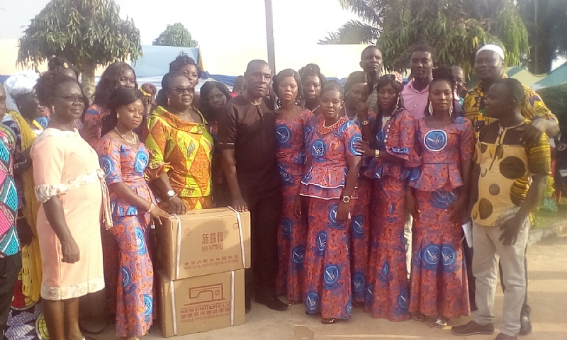 NPP Government Committed To Vocational Training--Gomoa Central MP