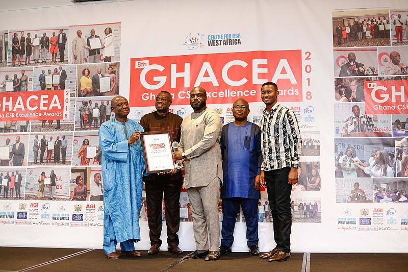 Stratcomm Africa Grabs Top Awards