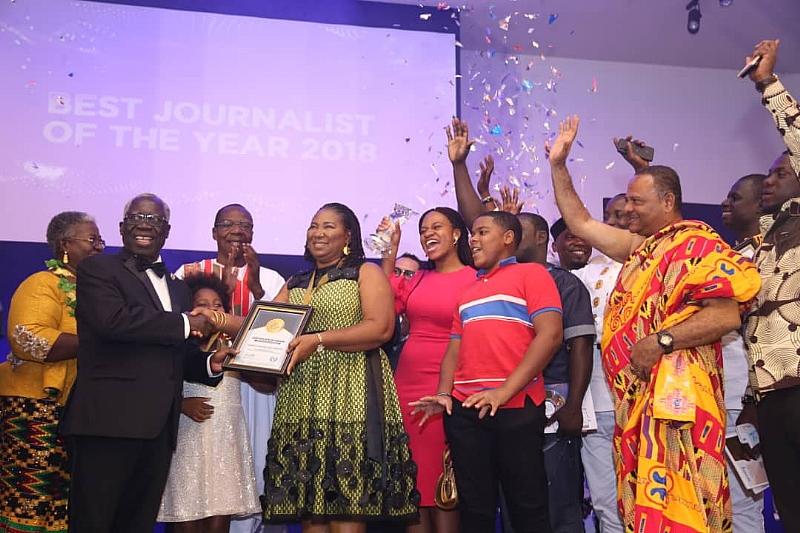 Kudos, GJA Best Journalist Of The Year