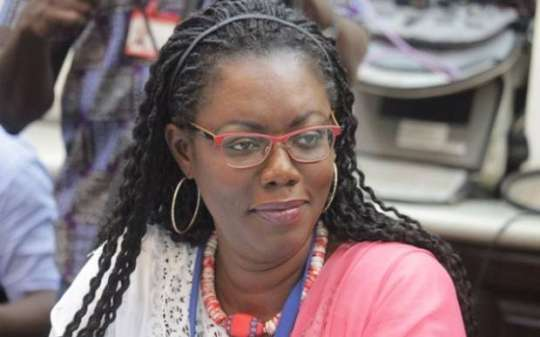 Image result for Ursula Owusu Ekuful
