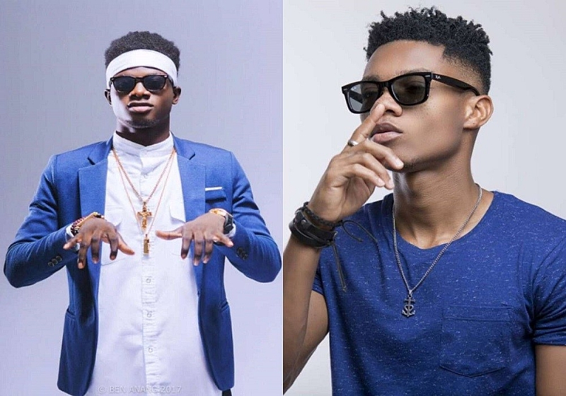 Kuami Eugene and Kidi's Management meets Prophet Nigel on death prophecy
