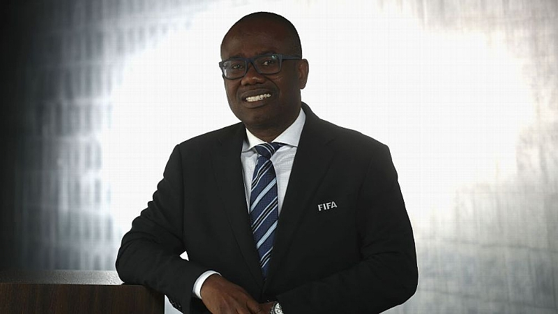 Kwesi Nyantakyi could stand for re-election as Ghana FA
